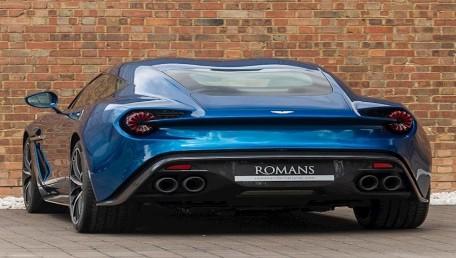 Aston Martin Vanquish Ultimate Volante Daftar Harga, Gambar, Spesifikasi, Promo, FAQ, Review & Berita di Indonesia   Autofun