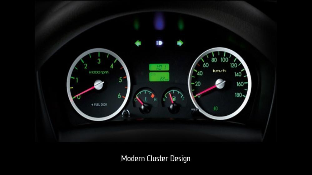 Hyundai H100 2019 Interior 001