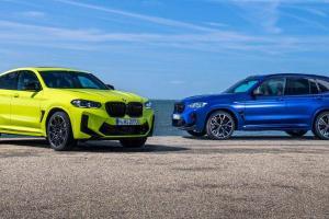 BMW X3 M 2022 dan BMW X4 M 2022 Pakai Mesin Baru, Lebih Kencang dari M3 dan M4