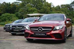 Edisi Penutup Mercedes-Benz C-Class W205 Resmi Meluncur, Harga Naik Rp 30 Jutaan