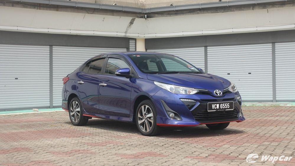 Toyota Vios 2019 Exterior 031