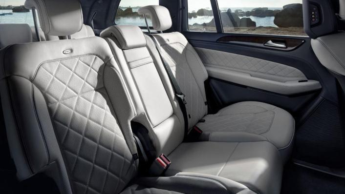 Mercedes-Benz GLS-Class 2019 Interior 002