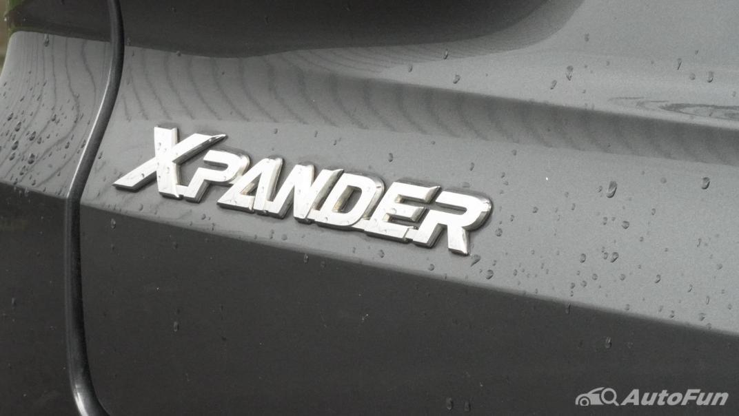 2020 Mitsubishi Xpander Ultimate A/T Exterior 028