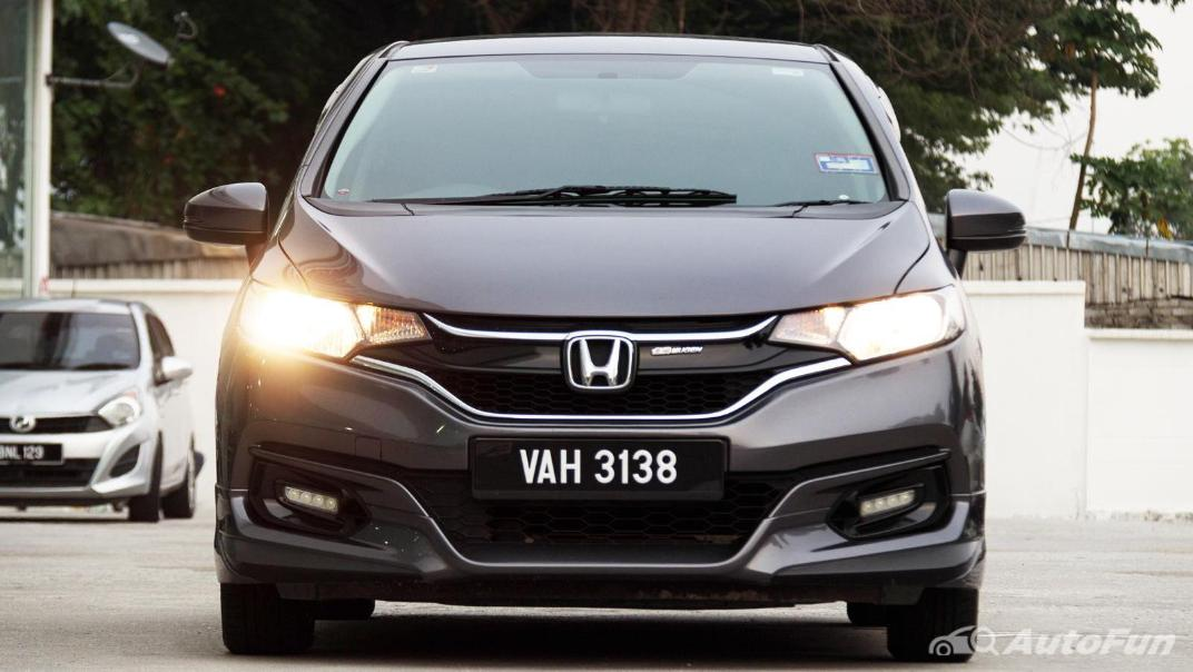 Honda Jazz 2019 Exterior 001
