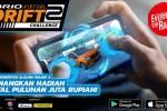 Honda Luncurkan Game Mobile Brio Virtual Drift Challenge 2, Berhadiah Puluhan Juta Rupiah
