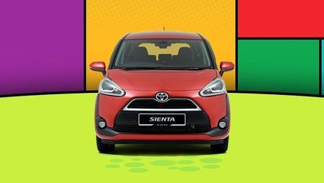 Toyota Sienta V CVT Daftar Harga, Gambar, Spesifikasi, Promo, FAQ, Review & Berita di Indonesia | Autofun