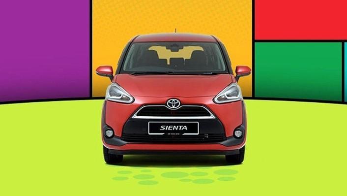 Toyota Sienta 2019 Exterior 001