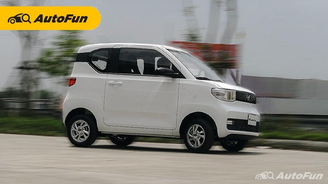 Video: Review Wuling Hongguang Mini EV Seharga Rp100 Jutaan, Apakah Layak Dibeli? 01