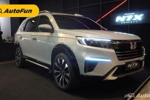GIIAS 2021 Diundur, Peluncuran Honda N7X Pesaing Toyota Rush Bakal Tertunda Lagi?