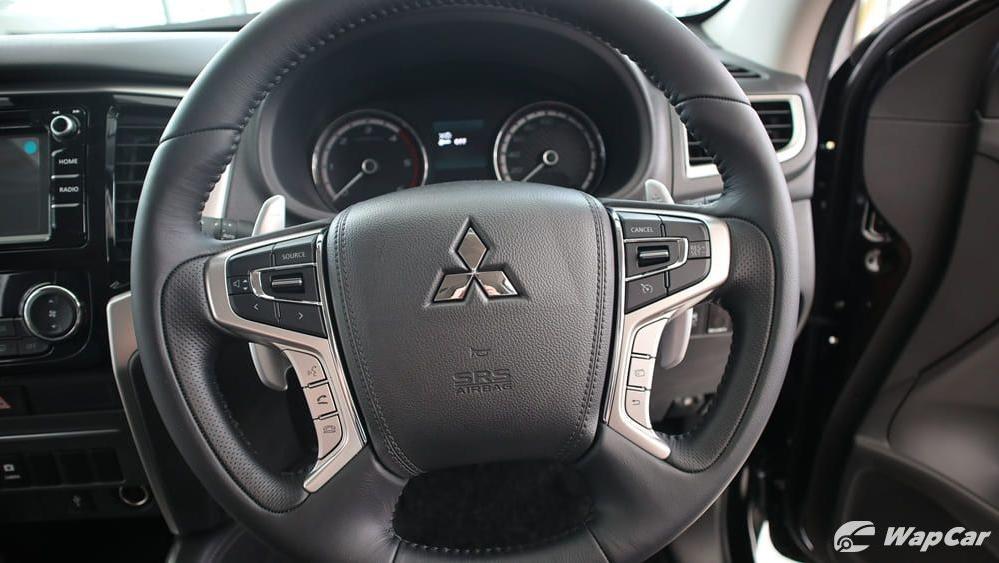 Mitsubishi Triton 2019 Interior 006