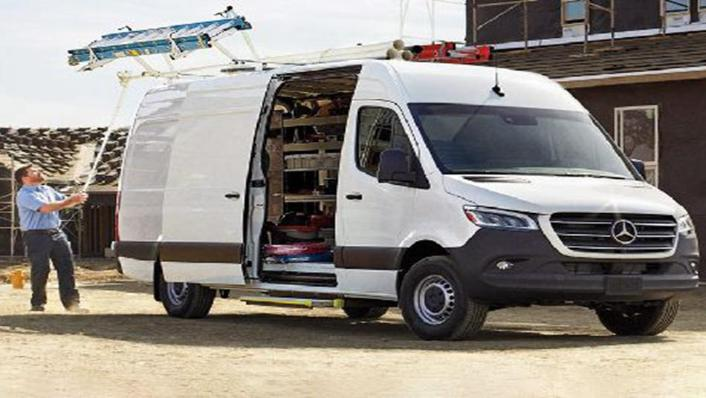 Mercedes-Benz Sprinter 2019 Exterior 001