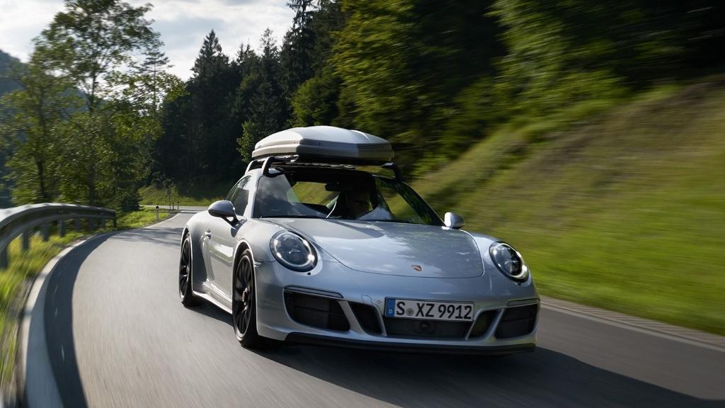 Porsche 911 2019 Exterior 059