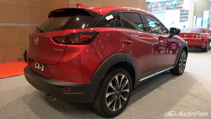 2021 Mazda CX-3 Exterior 006