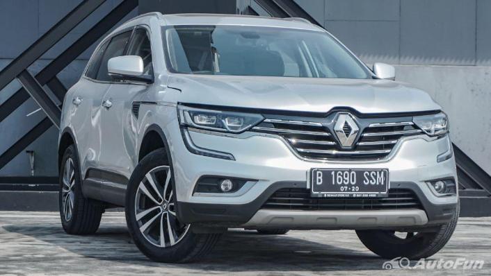 Renault Koleos Signature Exterior 007