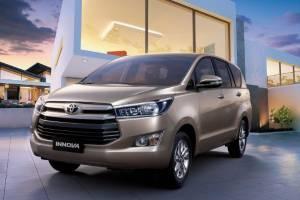 Pakai Transmisi Baru, Konsumsi BBM Toyota Kijang Innova Reborn Bensin Hampir Mirip Versi Diesel