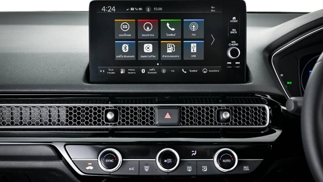 2022 Honda Civic Upcoming Version Interior 060