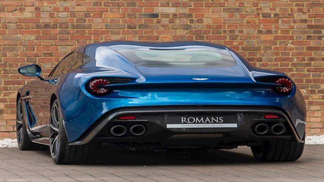 Aston Martin Vanquish 2019 Exterior 004