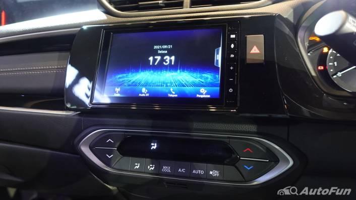 2022 Honda BR-V Interior 010