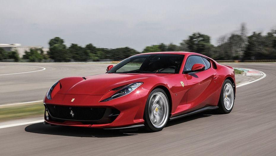Ferrari 812 Superfast 2019 Exterior 001