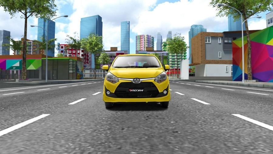 Toyota Agya 2019 Exterior 016