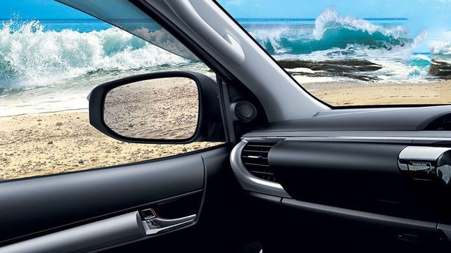 Toyota Hilux 2019 Interior 045