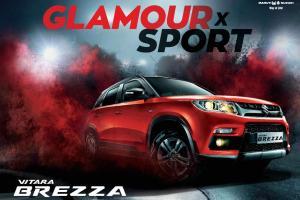 Inilah 5 Alasan Mengapa Harus Membeli Suzuki Vitara Brezza 2021, Sporty Dan Glamour