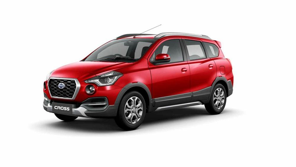 Datsun Cross 2019 Exterior 008
