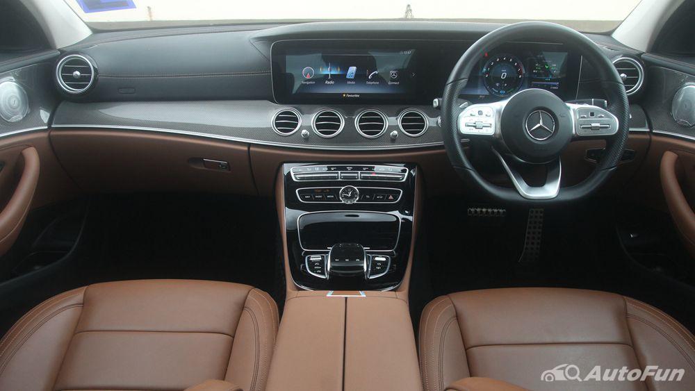 Mercedes-Benz E-Class 2019 Interior 066