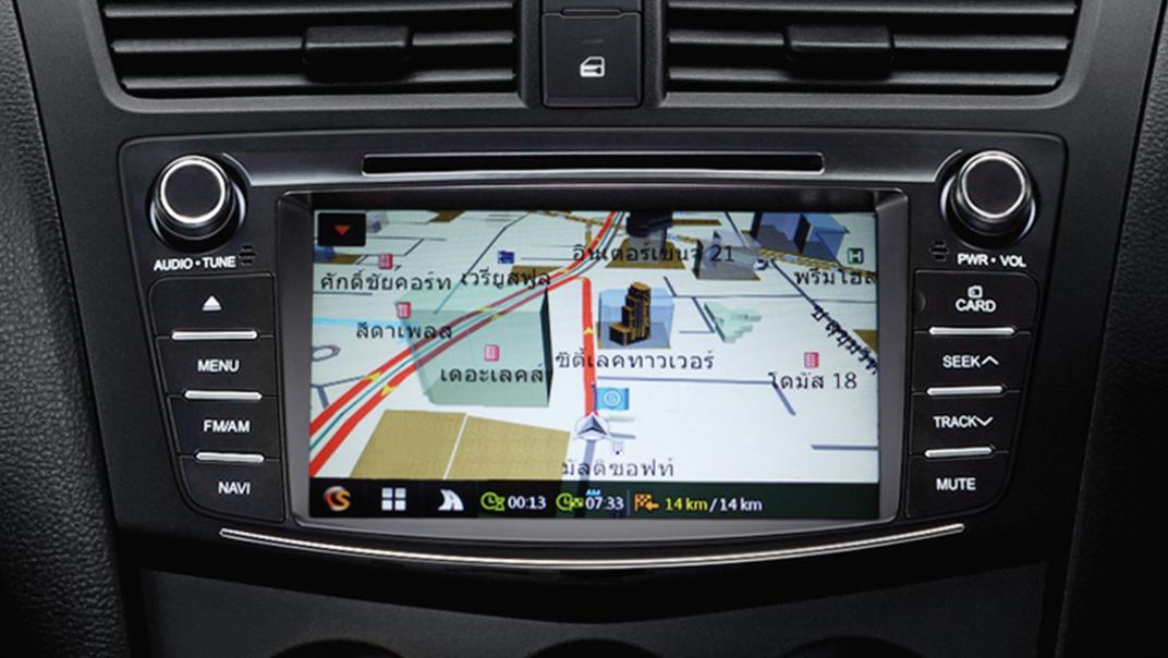 2021 Mazda BT-50 Upcoming Version Interior 004