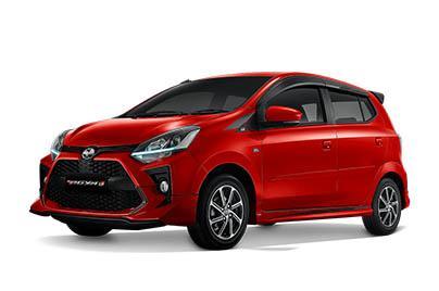 2021 Toyota Agya 1.0 G M/T