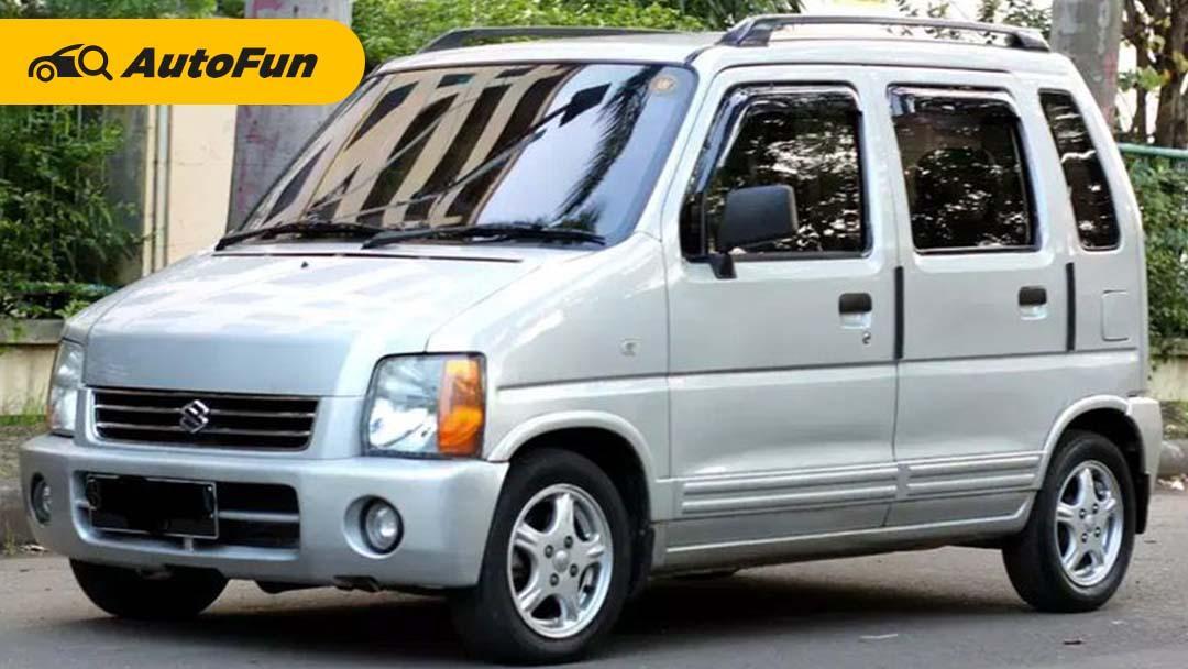 Kelebihan dan Kekurangan Suzuki Karimun Kotak, City Car Boxy Incaran Kawula Muda Saat Ini 01