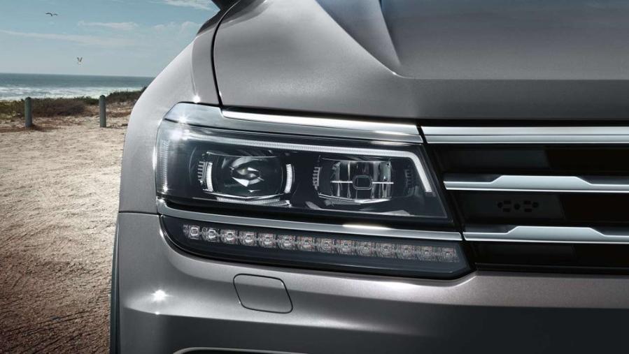 Volkswagen Tiguan Allspace 2019 Exterior 007