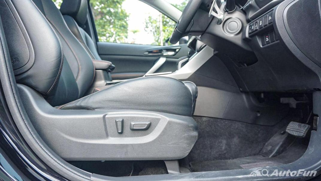 Mitsubishi Eclipse Cross 1.5L Interior 052