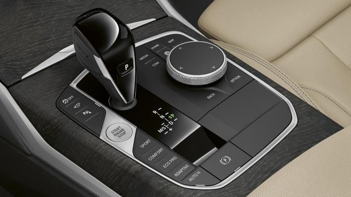 BMW 320i Touring M Sport Interior 004