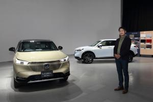 All New Honda HR-V 2021 Resmi Meluncur di Jepang, Tunggu Waktu Datangi Indonesia
