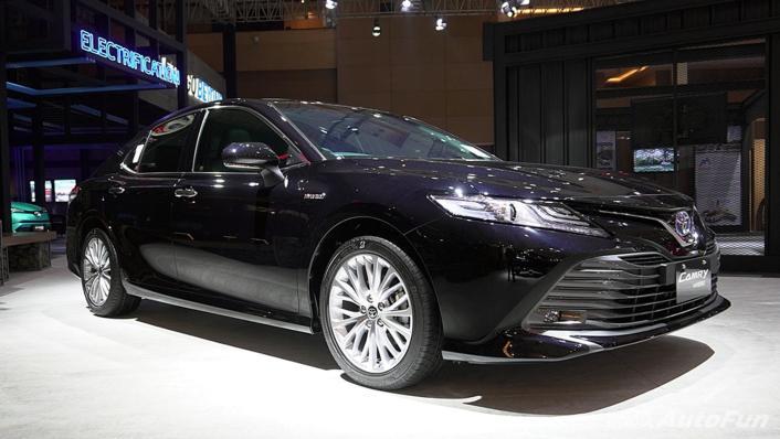 2021 Toyota Corolla Altis Exterior 003
