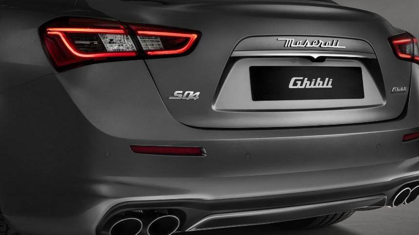 Maserati Ghibli 2019 Exterior 020