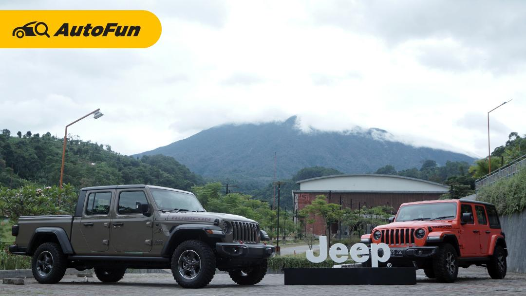Mencicipi Jeep Gladiator Rubicon 2021, D-Cab Gagah Penarik Perhatian 01
