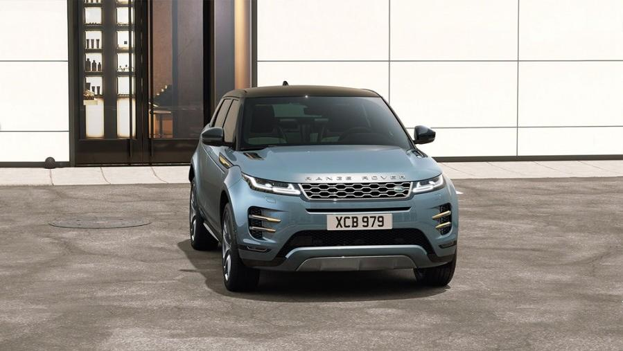 Land Rover Range Rover Evoque 2019 Exterior 009