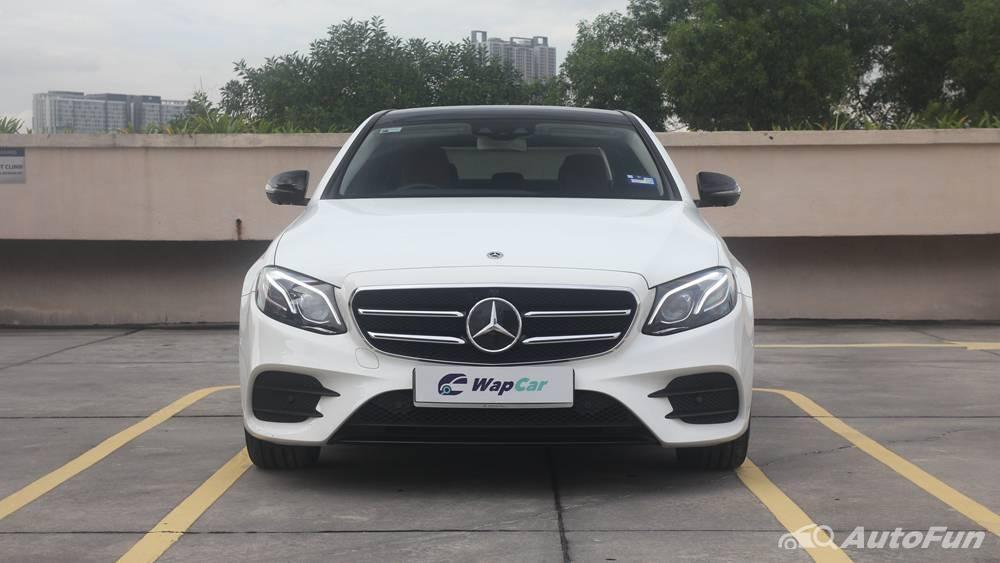 Mercedes-Benz E-Class 2019 Exterior 028
