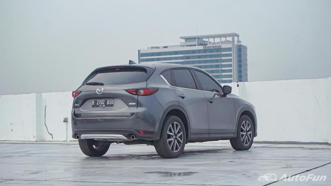 Mazda CX 5 Elite Exterior 005