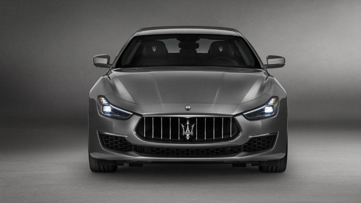 Maserati Ghibli 2019 Exterior 004