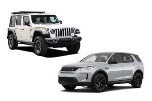 Duel SUV Mewah, Jeep Wrangler JL dan Land Rover Discovery Sport, Siapa Paling Tangguh?