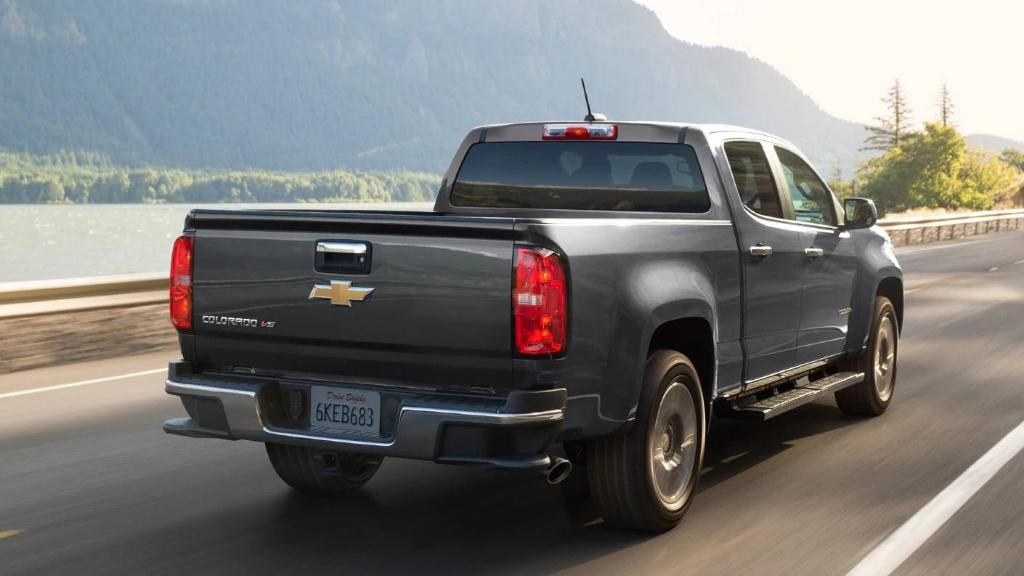 Chevrolet Colorado 2019 Exterior 012