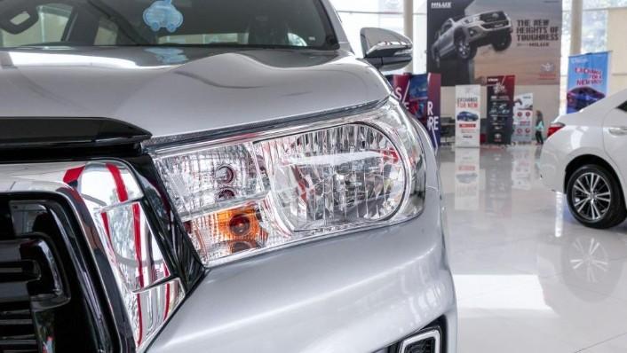 Toyota Hilux 2019 Exterior 008