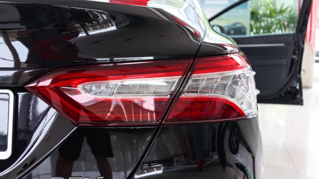 Toyota Camry 2019 Exterior 012