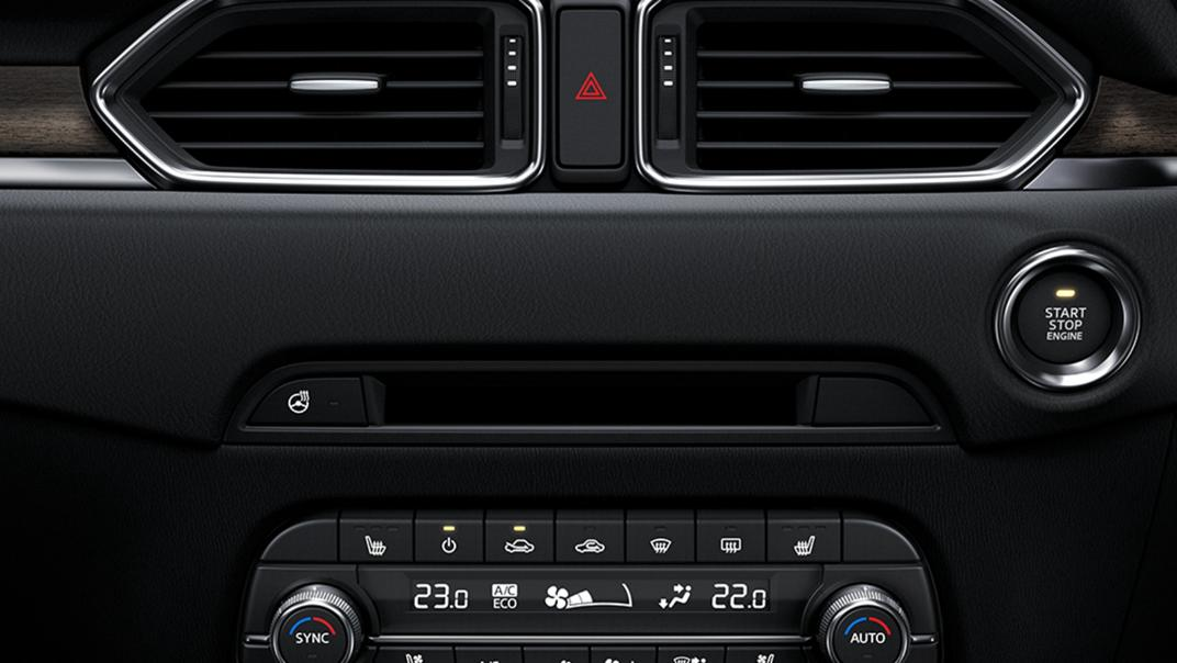 2021 Mazda CX 5 GT Interior 007