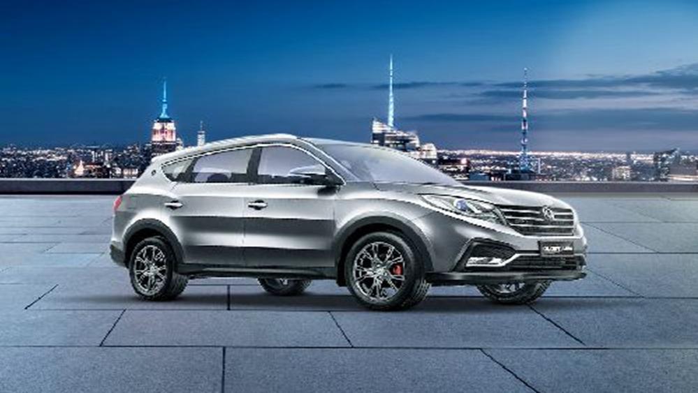 DFSK Glory i-Auto 2019 Exterior 004