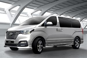 Review Hyundai H1 2020: Bertenaga dan Lapang untuk 12 Penumpang
