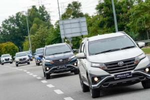 Keunggulan SUV 7 Penumpang di Toyota Rush 2021 dan Daihatsu Terios Bikin Masyarakat Berpaling Dari Avanza?